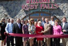 PGAV Destinations Ruby Falls opening