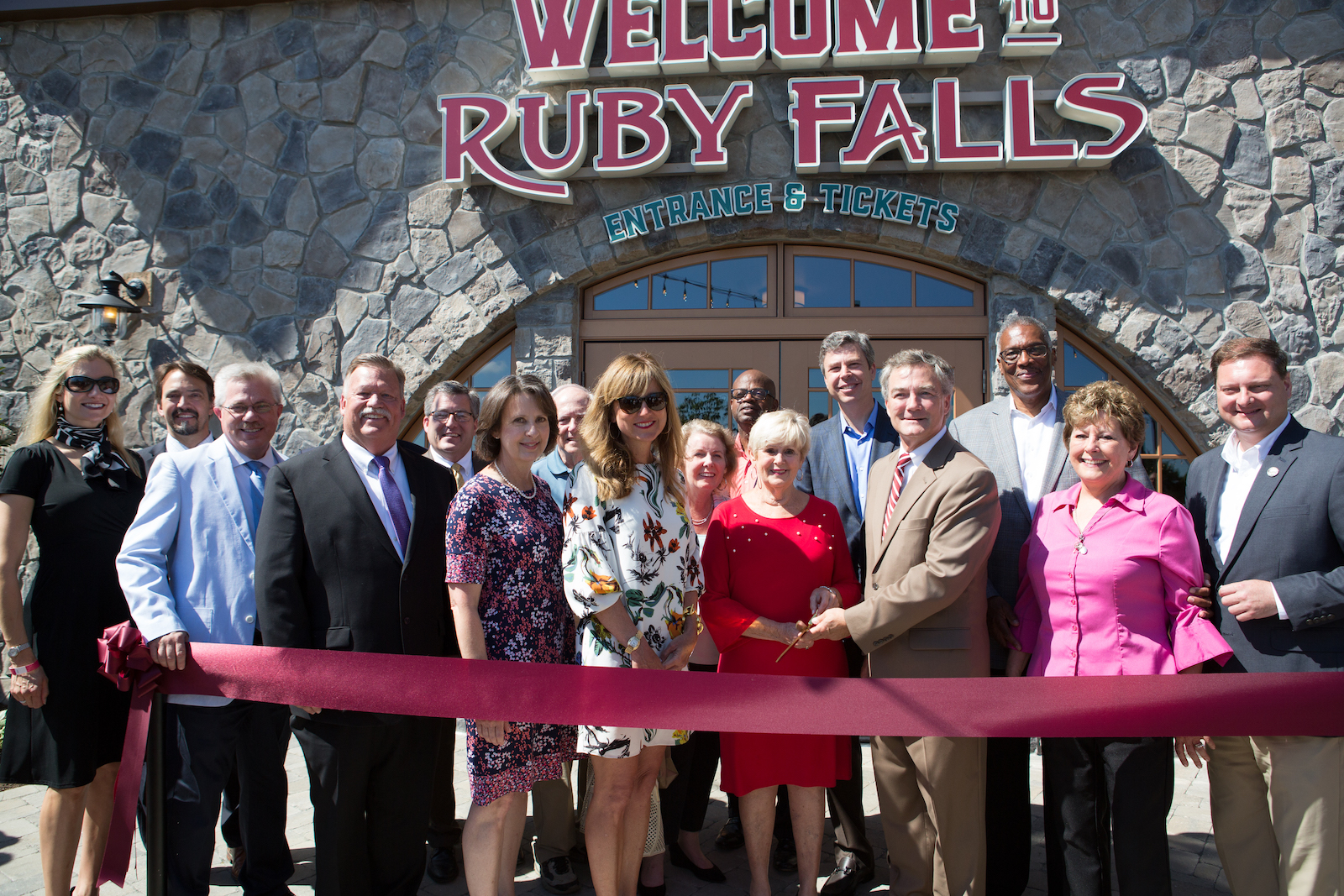 PGAV Destinations Ruby Falls opening