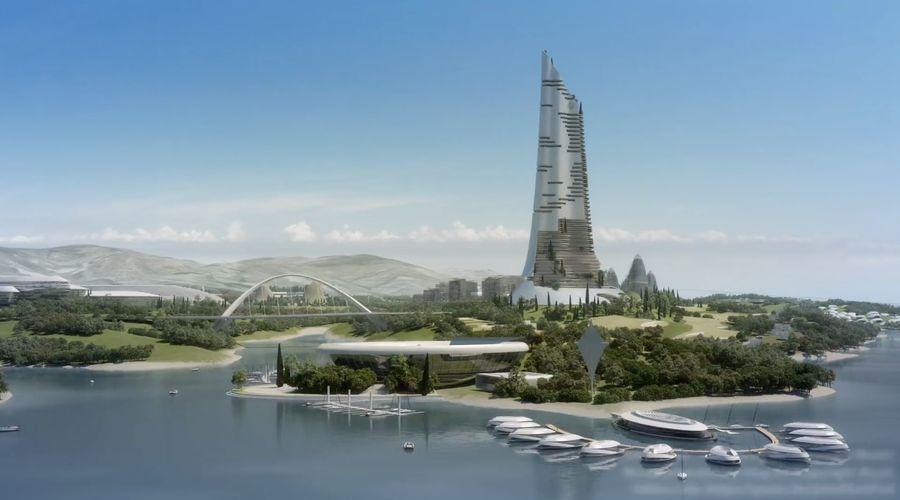Elysium City Marina