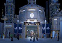 Pacific Rim ride Legacy Entertainment