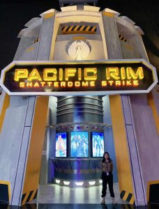 Pacific Rim ride Legacy Entertainment