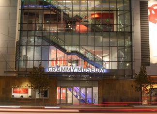 grammy museum LA
