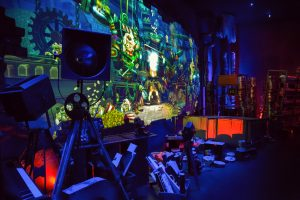 Painting with Light boosts visual & sensory...