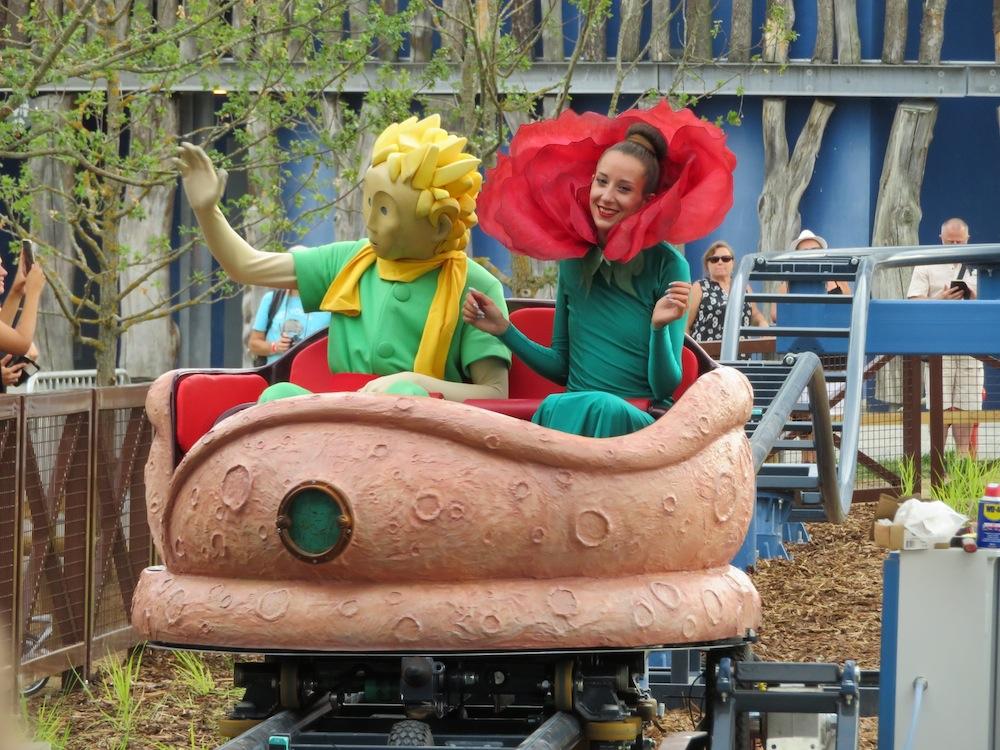 Parc du Pettit Prince Thunderstone New Family Rides Europe 2019