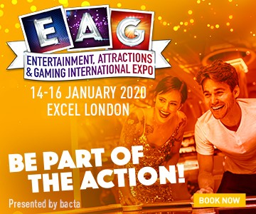 Entertainment Attractions Gaming International Expo