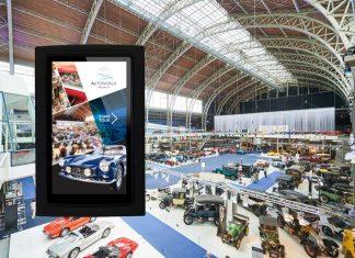 Imagineear Autoworld multimedia tour