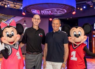 nba experience disney springs