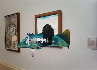 facebook spark ar tate britain