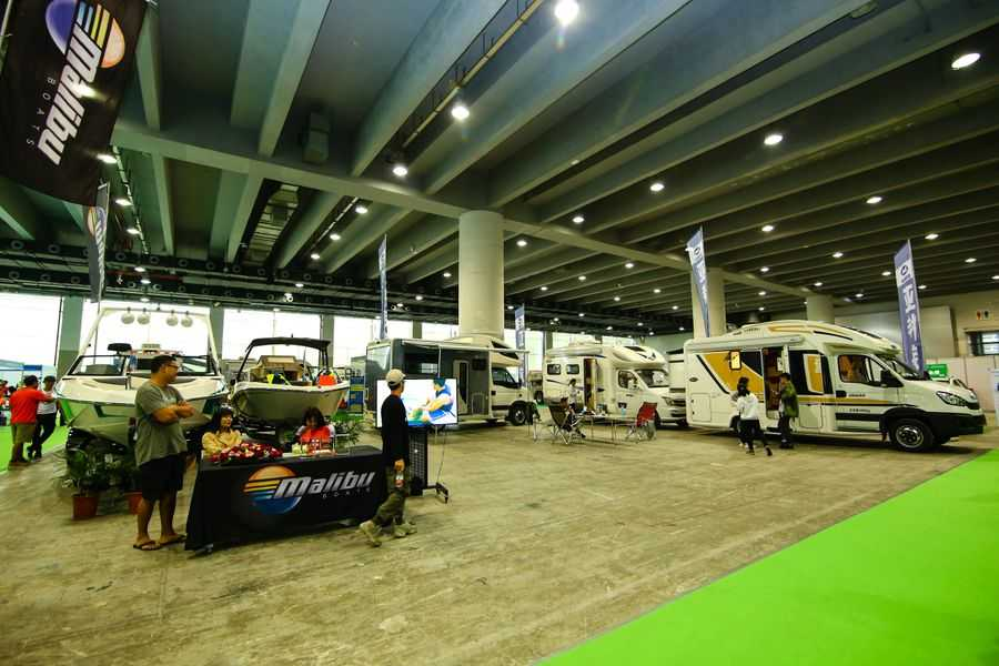 AAA 2019 Boats and Caravans