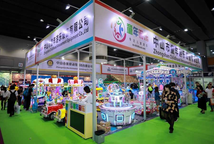 AAA 2019 children amusement equipment