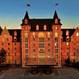 Europa-Park Rulantica Krønasår Hotel