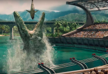 Universal Studios Hollywood shares behind-the-scenes look at Jurassic World – The Ride
