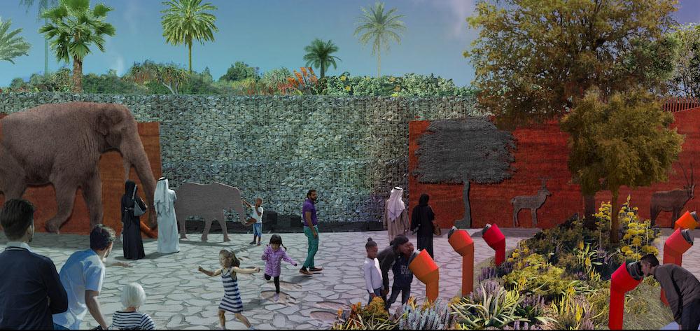 Terra, the Sustainability Pavilion at Expo 2020 Dubai