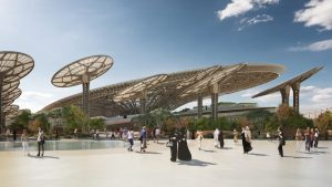 Terra at Expo 2020 Dubai which has now been postponed to 2021
