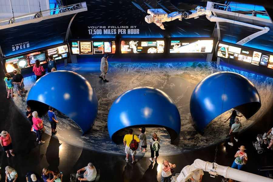 Lexington Companies of Nassal Space Shuttle Atlantis