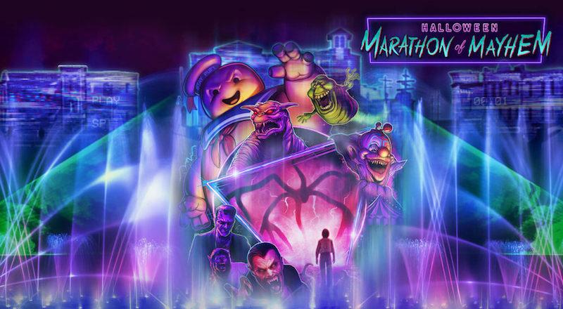 halloween horror nights marathon of mayhem