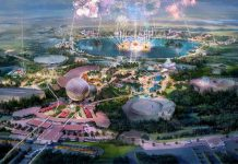 disney epcot transformation