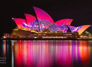 Barco TDC Vivid Sydney