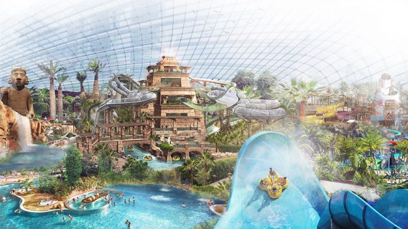 Bournemouth set to get £75m Elysium water park and luxury spa