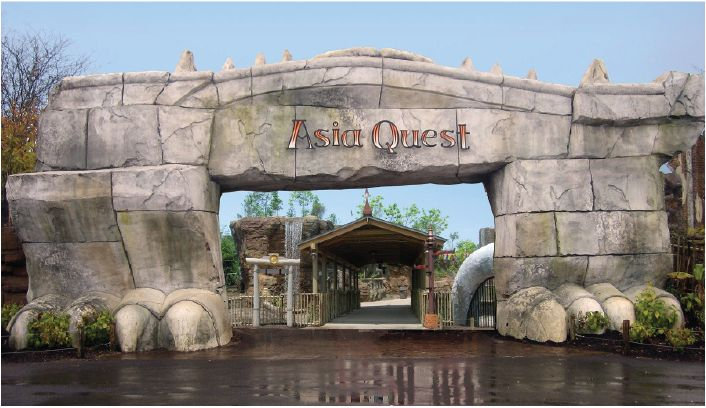nassal Companies of Nassal Asia Quest Columbus Zoo