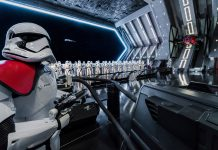 Star Wars: Rise of the Resistance now open at Disneyland
