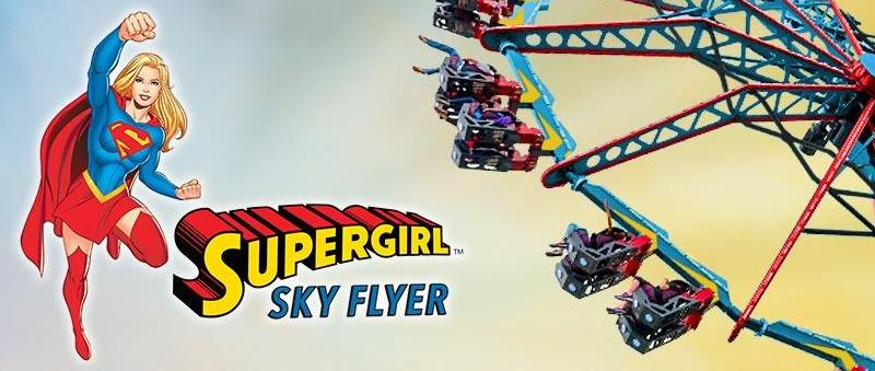 six flags supergirl sky flyer