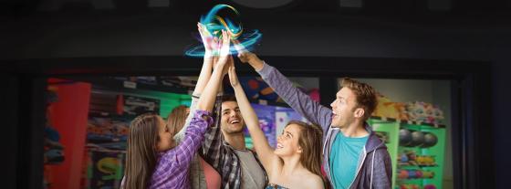 Embed Arcade winners