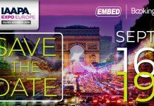 Booking Boss Embed IAAPA Expo Europe