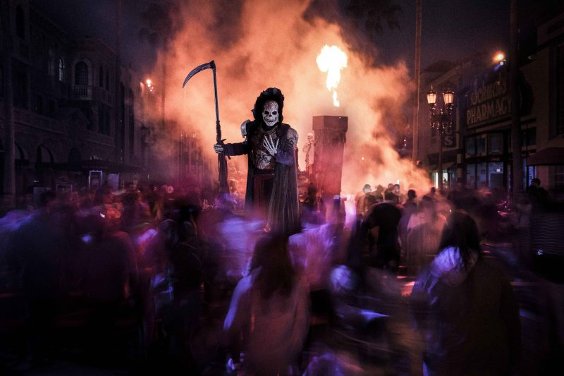 halloween 2019 studios universels de nuits d'horreur