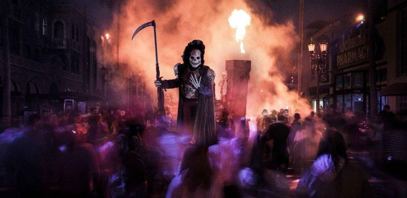 halloween horror nights universal studios COVID 19