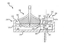 disney patents capturepult boat water ride mechanism