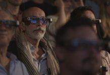 Smart Caption Glasses National Theatre