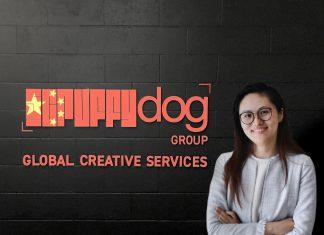 Sophie Liu Scruffy Dog