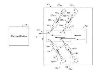 Disney patent scent technology smell smellovision