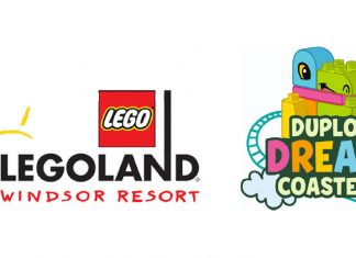 Legoland Windsor Duplo Dream Coaster