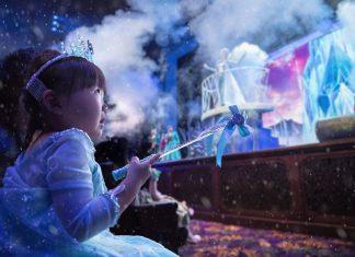 Disneyland Paris Frozen: A Musical Invitation