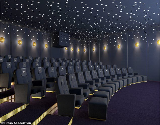 selfridges cinema retailtainment