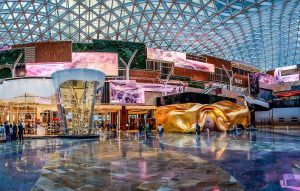 Disruptive technology MGM Cotai Electrosonic