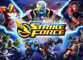foxnext marvel strike force game