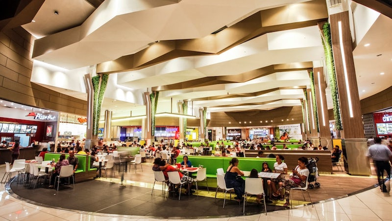 Food Court Mall Aventura Plaza on Architizer