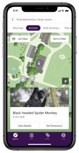 attractions.io app for Twycross Zoo