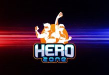 HeroZone mobile 4 player VR platform IAAPA Expo Europe