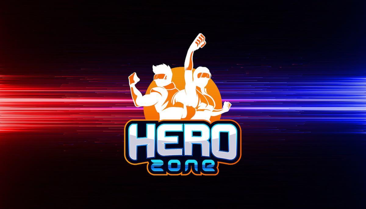 HeroZone mobile 4 player VR platform IAAPA Expo Europe