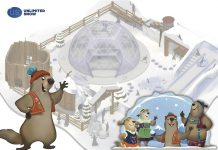 Snow to go: Unlimited Snow introduces Miko's World midway concept