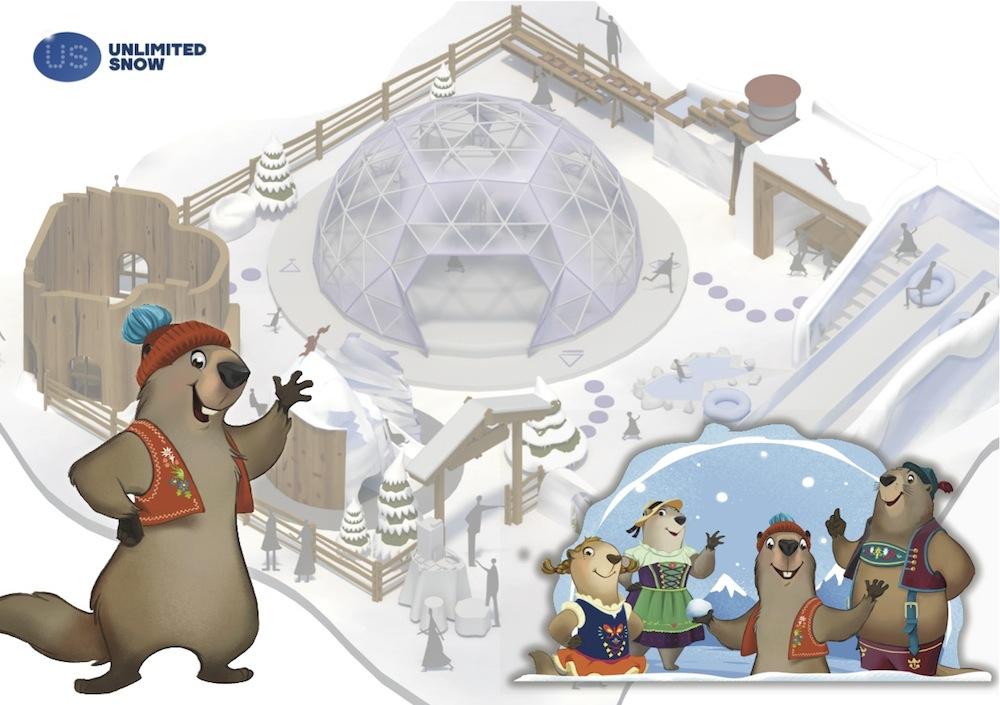 Unlimited Snow Miko's World snow park