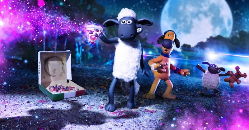aardman shaun the sheep movie
