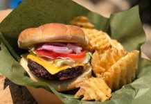 Sustainable plant-based Impossible Burger now at all SeaWorld attractions