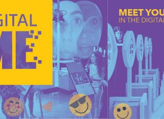 Digital Me EDG Exhibition