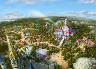 tokyo disneyland fantasyland