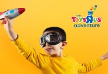Toys 'R' Us and Candytopia launching immersive play experience